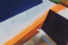 Passeren 2018, 60x80 cm acryl op doek